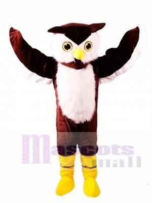 Ollie Owl Mascot Costume