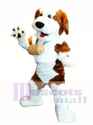 Lovely Dog Mascot Costume