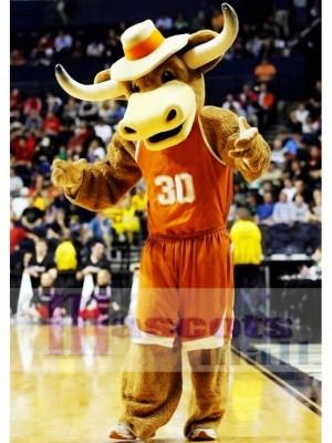 Texas Longhorns Hook'em Sport Bull Mascot Costume
