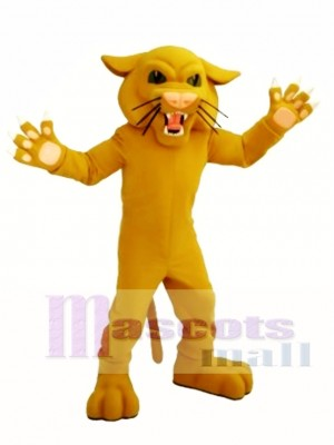 High Quality Wildcat Mascot Costume