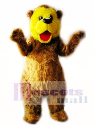 Bear Mascot Costume Adult Costume