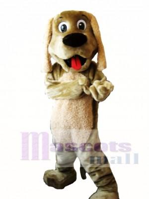 Brown Dog Mascot Costume Adult Costume