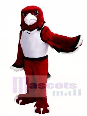 Warhawk Hawk Mascot Costume