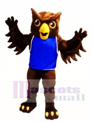 High Quality Owl Mascot Costume