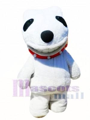 Monk Little Dog Mascot Costume