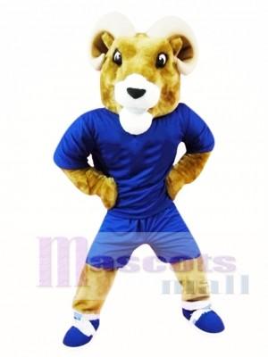 Adult Sport Ram Mascot Costume