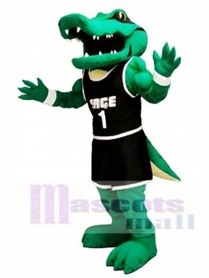 Power Gator Mascot Costume