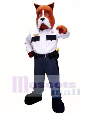 Deputy Dog Mascot Costume