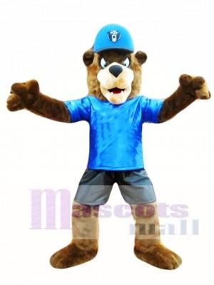 Fierce Bear Mascot Costume