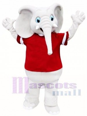 New Elephant Mascot Costume