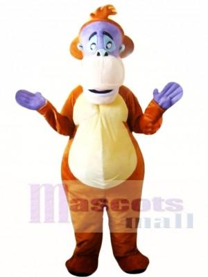 Funny Monkey Mascot Costume