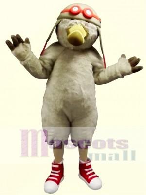Pilot Bird Mascot Costume
