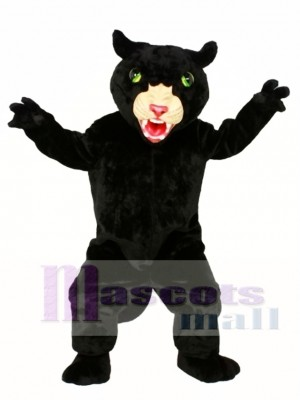 Big Cat Panther Mascot Costume