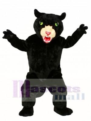 Big Cat Panther Mascot Costume