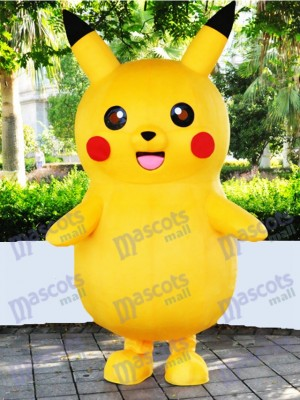 Ready to Ship Japanese Cartoon Pikachu Mascot Costume Pokémon Pokemon Go Outfit