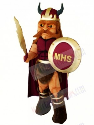 School Viking Mascot Costume