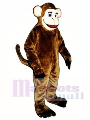 Monkey Business Mascot Costume Animal