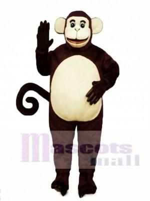 Fat Monkey Mascot Costume Animal