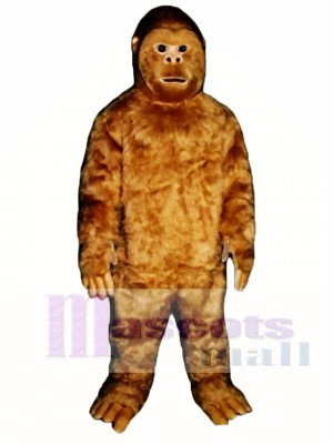 Big Foot Mascot Costume Animal