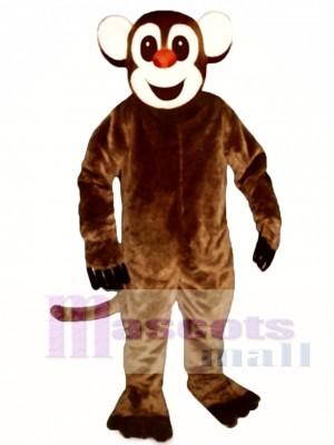 Monkey Shine Mascot Costume Animal