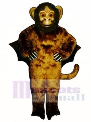 Flying Monkey Mascot Costume Animal