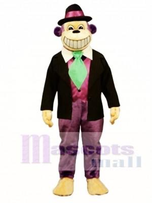 Monkey Dude Mascot Costume Animal