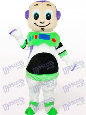 Buzz Lightyear Anime Mascot Costume