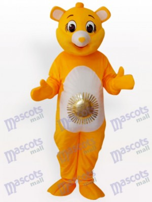 Bear Sun Animal Mascot Costume