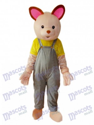 Baby Bear Mascot Adult Costume Animal