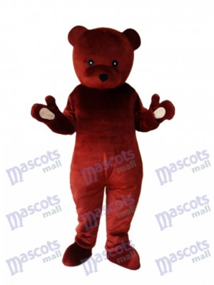 Cook Brown Bear Mascot Adult Costume Animal