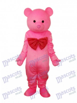 Mimi Bear Mascot Adult Costume Animal