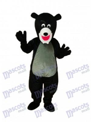Black Bear Mascot Adult Costume Animal