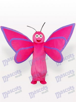 Butterfly Insect Adult Mascot Costume