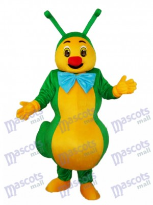 Green Ant Mascot Adult Costume Insect