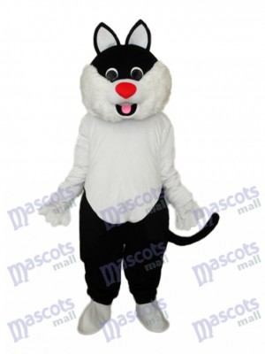 Haha Cat Mascot Adult Costume Animal