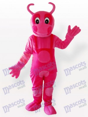 Pink Unique Party Adult Mascot Costume