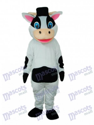Strange Cow Mascot Adult Costume Animal