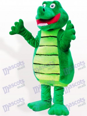 Crocodile Animal Adult Mascot Costume