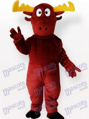 Reindeer Adult Mascot Costume