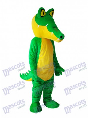Long Mouth Dinosaur Mascot Adult Costume Animal