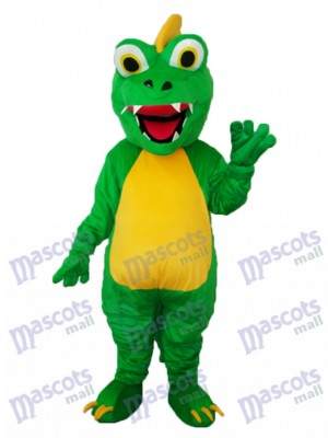 Big Thorn Dinosaur Mascot Adult Costume Animal