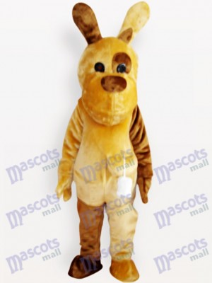 Snoopy Dog Animal Adult Mascot Costume