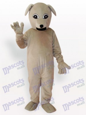 Courser Dog Animal Adult Mascot Costume