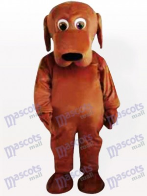 Big Mouth Dog Adult Mascot Costume