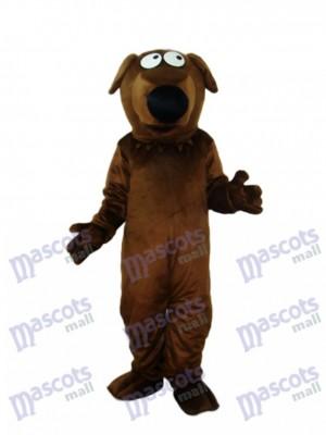 Big Nose Dog Mascot Adult Costume Animal