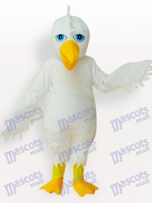White Eagle Adult Mascot Costume