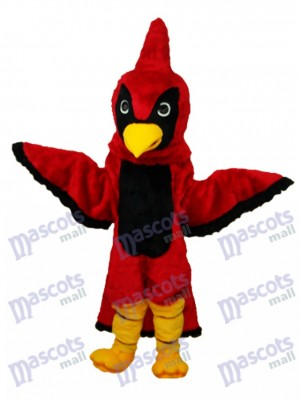 Red Eagle Mascot Adult Costume Animal