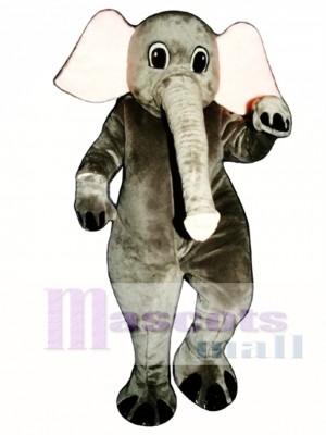 Elliot Elephant Mascot Costume Animal