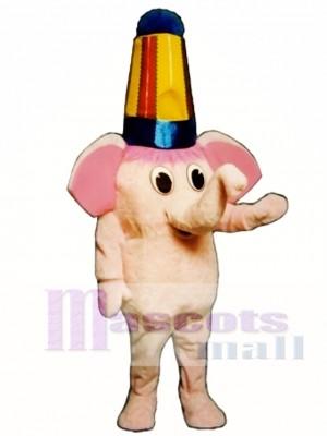 Madcap Elephant Mascot Costume Animal