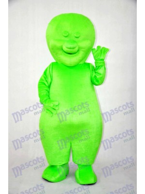 Jelly baby Food Mascot Costume Mascot Adult Costume